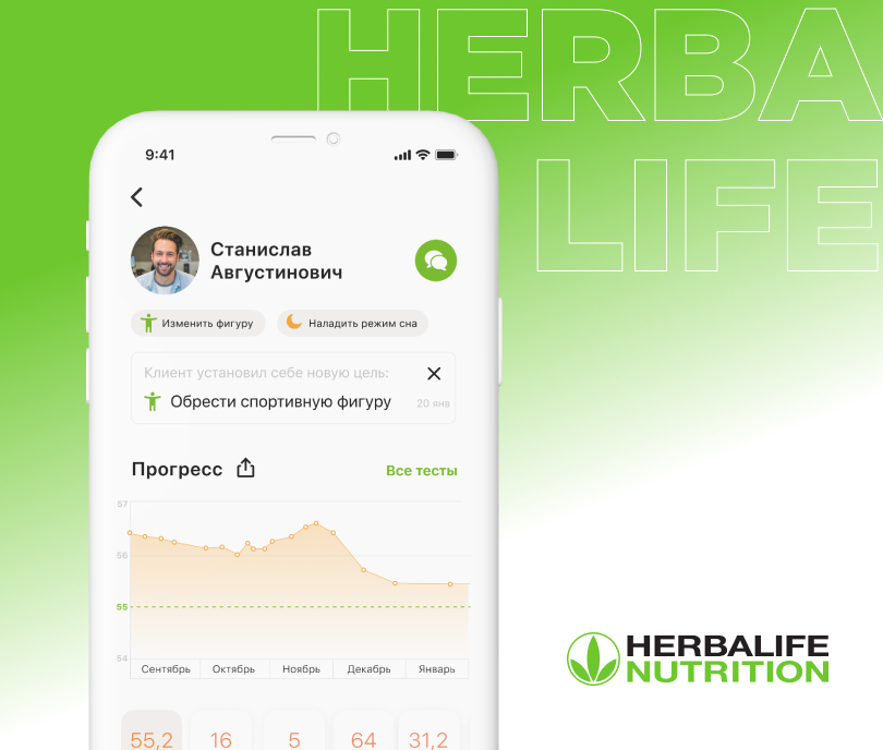 Herbalife Assistant